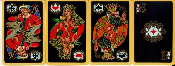 Расклады гадания на 36 игральных карт