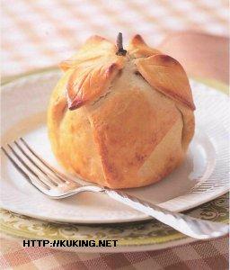 Блюда из яблок вкусно